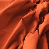Textiler med veck för bakgrund Fotografering för Bildbyråer