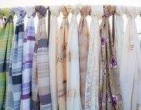 textiles Foto de Stock