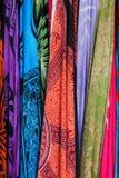textiles Στοκ Εικόνα