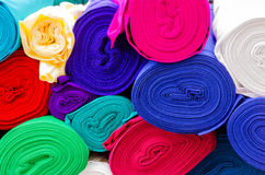 textiles Imagens de Stock
