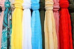 Textiles royalty free stock image