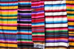 Textiles de Guadalajara Photos stock