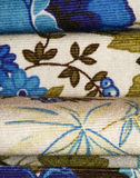 Textiles de nature Photo libre de droits