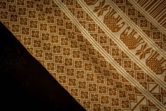 Textiles or fabric for background and design project. Stock Photo