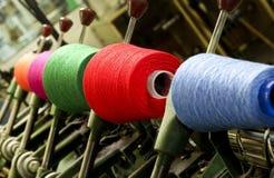 Textilfabrik Lizenzfreie Stockfotos