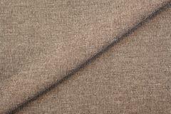 Textilgewebe-Hintergrundbeschaffenheit oder Muster von Kleidung Lizenzfreie Stockfotografie