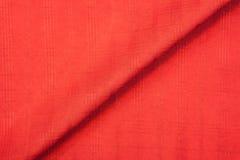 Textilgewebe-Hintergrundbeschaffenheit oder Muster von Kleidung Lizenzfreies Stockbild