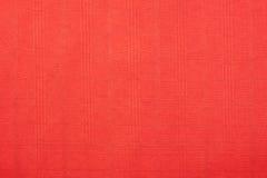 Textilgewebe-Hintergrundbeschaffenheit oder Muster von Kleidung Stockfotografie