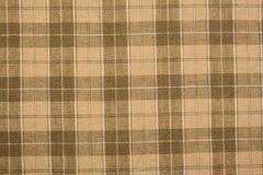 Textilgewebe-Hintergrundbeschaffenheit oder Muster von Kleidung Stockbild