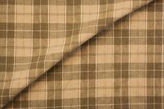 Textilgewebe-Hintergrundbeschaffenheit oder Muster von Kleidung Lizenzfreie Stockfotos