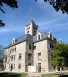 Textilienhändler County Courthouse Stockbilder