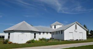 Textilienhändler County Fairgrounds Lizenzfreie Stockfotos