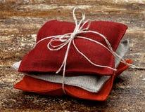 Textilkissen Lizenzfreies Stockfoto