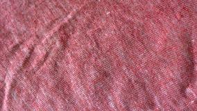 Textilmakro som göras från bomull arkivfoto
