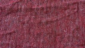 Textilmakro som göras från bomull arkivbild
