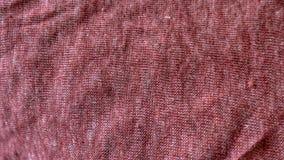 Textilmakro som göras från bomull arkivfoton