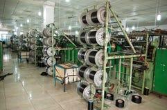 Textilmaschine Lizenzfreie Stockfotografie