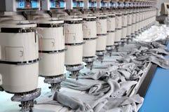 Textilmaschine Lizenzfreie Stockbilder