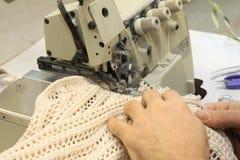 Textilmaschinerie Stockbilder