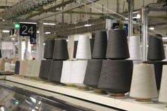 Textilmaschinerie Lizenzfreie Stockbilder