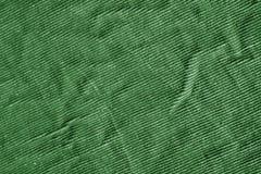Textilmodell för grön färg Arkivfoto