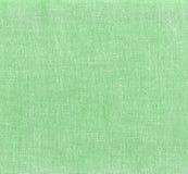 Textilmodell för grön färg Fotografering för Bildbyråer