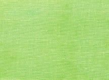 Textilmodell för grön färg Arkivfoton