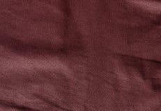 Textilmodell för röd färg Fotografering för Bildbyråer