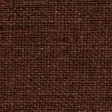 Textilmodell, tygyttersida, umbrafärgad kanfas, pergamentmaterial, closeupbakgrund Arkivfoton