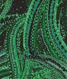 Textilscanner für abstrakten Hintergrund lizenzfreies stockbild