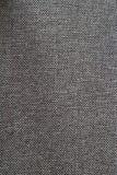 Textiltextur av grå färgfärg Royaltyfri Fotografi