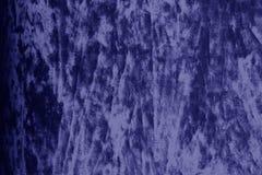 Textiltextur i blåttfärg Fotografering för Bildbyråer