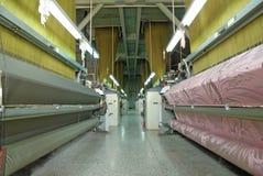 Textilwerkstatt Lizenzfreies Stockfoto