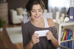 Free Texting Stock Image - 51672031