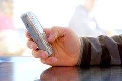 texting Стоковое Изображение