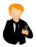 Texting Icon Royalty Free Stock Photos