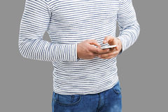 Texting Stock Images