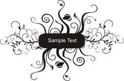 Texto de la muestra Fotografía de archivo libre de regalías