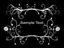 Texto de la muestra Foto de archivo libre de regalías