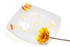 Texto de ?mi miel?, aislado Imagenes de archivo