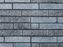 Texto del fondo de Gray Textured Concrete Brick Wall Fotografía de archivo