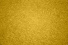 Textue y fondo de papel del oro imágenes de archivo libres de regalías