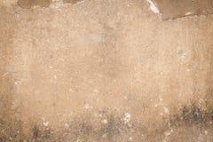Textuer der alten Wand mit Sprüngen Stockfotografie