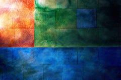 Textur är en tegelplatta Fotografering för Bildbyråer