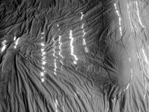 Textur av överkastet och solljus Royaltyfria Bilder