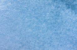 Textur av is. Arkivbild