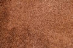Textur av bakgrund för formgivaren, modell av yttersida för äktt läder för fel sida medf8ort För bakgrund substrate arkivfoto