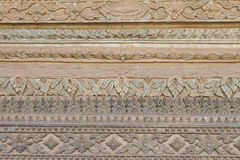 Textur av bakgrund på vientiane Royaltyfria Bilder
