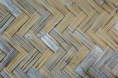 Textur av bambu Royaltyfria Foton