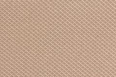 Textur av beige tyg Arkivfoton